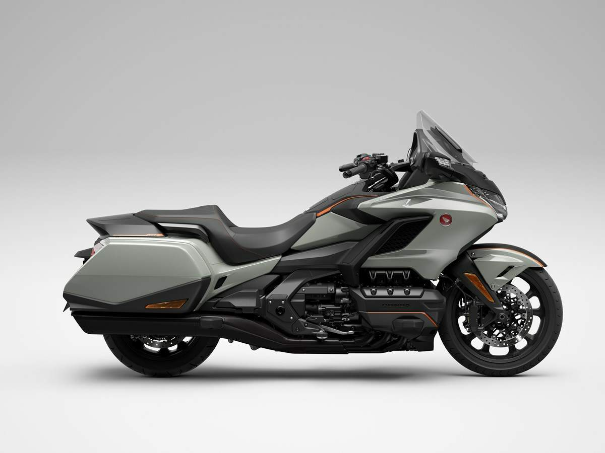 Honda GLX 1800 Gold Wing / Automatic-DCT technical specifications